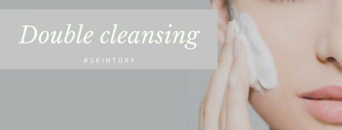 Phương pháp rửa mặt 2 lần double cleansing